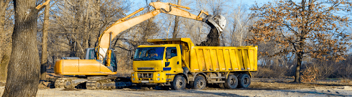 Atlanta land grading and hauling company in Atlanta Ga