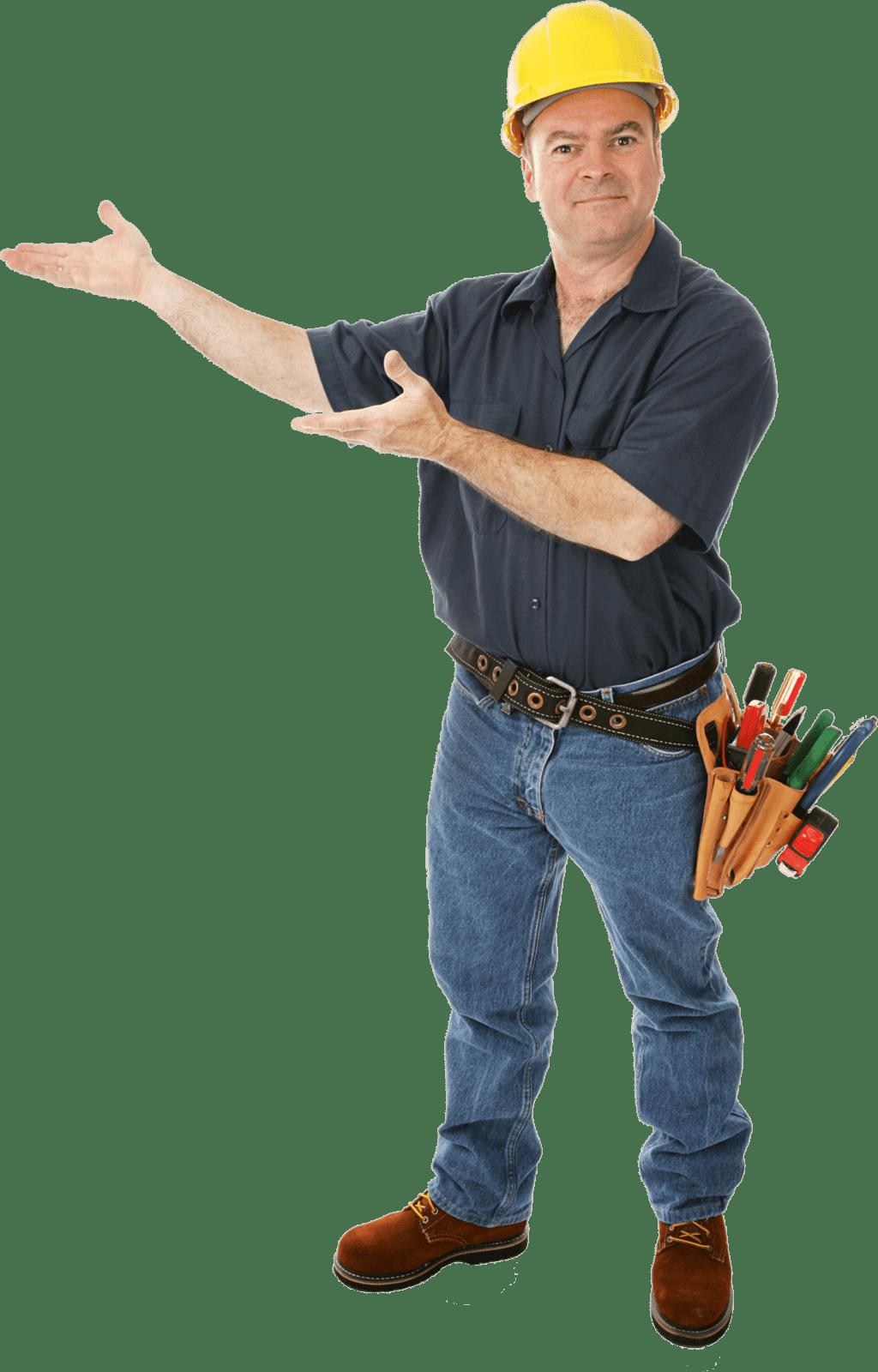 Atlanta Dump truck hauling and grading company worker