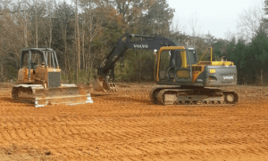 Atlanta grading and excavation service