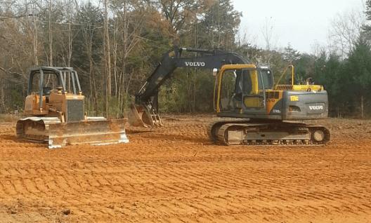 Atlanta grading and excavation service