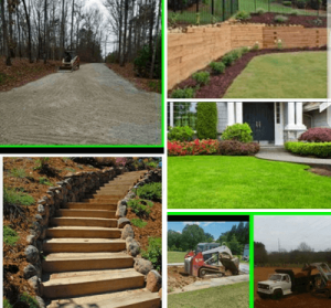 land grading Atlanta Ga