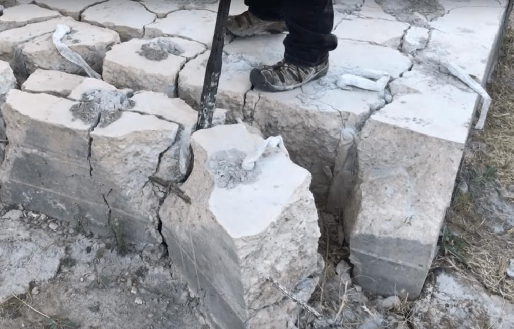 Atlanta concrete demolition - driveway slabs demolition service