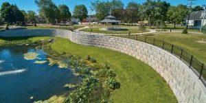 Atlanta land grading - landscape installation