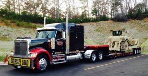 Atlanta Heavy hauling - Truck hauling company - heavy hauling company